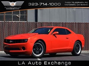 2012 Chevrolet Camaro 2LS Carfax 1-Owner Air Conditioning  AC Audio  Auxiliary Audio Input C