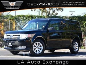 2012 Ford Flex SE Carfax Report  Black  All advertised prices exclude government fees and taxe