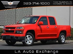 2009 Chevrolet Colorado LT w1LT Carfax 1-Owner - No Accidents  Damage Reported to CARFAX Air Co