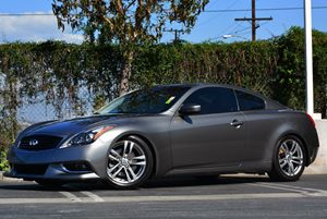 2008 Infiniti G37 Coupe Journey Carfax Report - No Accidents  Damage Reported to CARFAX Air Cond