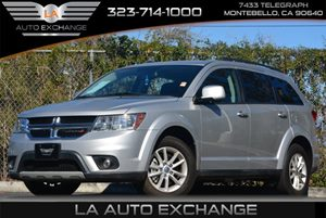 2013 Dodge Journey SXT Carfax 1-Owner - No Accidents  Damage Reported to CARFAX  Bright Silver