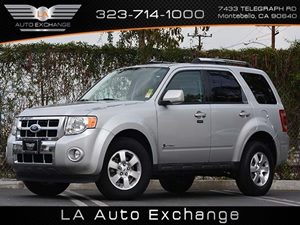 2009 Ford Escape Hybrid Carfax Report - No Accidents  Damage Reported to CARFAX  Brilliant Sil