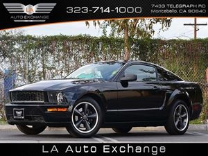 2008 Ford Mustang GT Deluxe Carfax Report - No Accidents  Damage Reported to CARFAX  Black  A