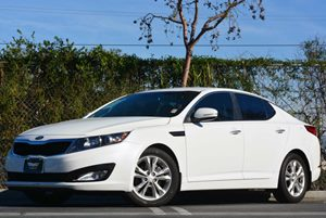 2013 Kia Optima EX Carfax 1-Owner - No Accidents  Damage Reported to CARFAX Air Conditioning  A