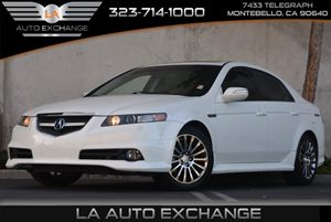 2008 Acura TL Type-S Carfax Report Air Conditioning  AC Convenience  Back-Up Camera Convenie