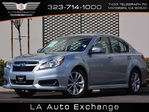 2013 Subaru Legacy 25i Premium Carfax Report  Ice Silver Metallic  All advertised prices excl