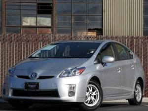 2011 Toyota Prius I Carfax 1-Owner Air Conditioning  AC Audio  Auxiliary Audio Input Audio