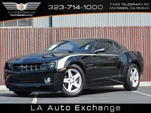 2011 Chevrolet Camaro 1LT Carfax Report  Black See our entire inventory at wwwLAAutoXcom or