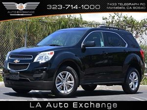 2012 Chevrolet Equinox LT w1LT Carfax Report - No Accidents  Damage Reported to CARFAX Air Cond