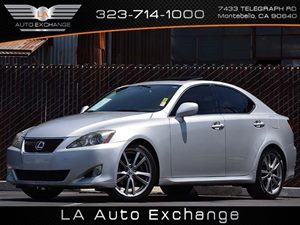2008 Lexus IS 250  Carfax Report  Silver  All advertised prices exclude government fees and ta