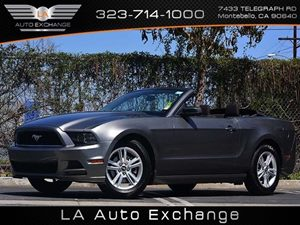 2014 Ford Mustang V6 Carfax 1-Owner Air Conditioning  AC Audio  AmFm Stereo Audio  Auxilia