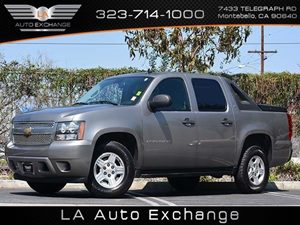 2007 Chevrolet Avalanche LS Carfax 1-Owner  Graystone Metallic  See our entire inventory at ww