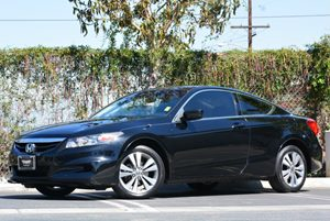 2012 Honda Accord Cpe LX-S Carfax 1-Owner  Crystal Black Pearl 18996 Per Month -ON APPROVED
