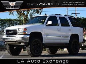 2006 GMC Yukon SLT Carfax Report - No Accidents  Damage Reported to CARFAX  Summit White