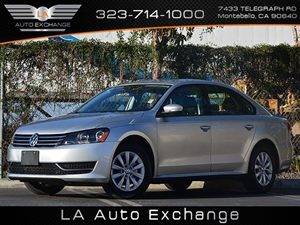 2014 Volkswagen Passat Wolfsburg Ed Carfax Report Air Conditioning  AC Audio  Auxiliary Audio
