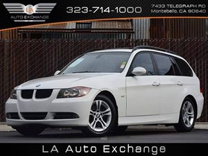2008 BMW 3 Series 328i Carfax 1-Owner Air Conditioning  Climate Control Convenience  Leather S