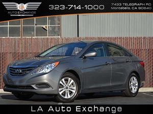 2012 Hyundai Sonata GLS Carfax 1-Owner - No Accidents  Damage Reported to CARFAX  Iridescent S