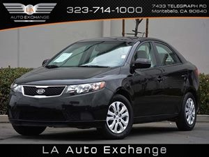 2013 Kia Forte EX Carfax Report - No Accidents  Damage Reported to CARFAX  Aurora Black Pearl