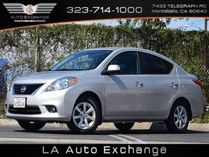 2012 Nissan Versa SL Carfax Report - No Accidents  Damage Reported to CARFAX  Brilliant Silver