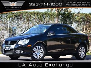 2007 Volkswagen Eos 32L Carfax Report  Black Uni     See our entire inventory at wwwLAAutoX