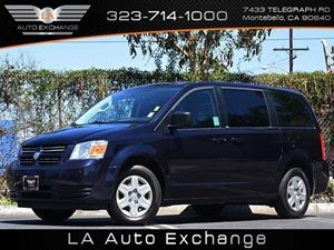 2010 Dodge Grand Caravan SE Carfax Report  Deep Water Blue Pearl  All advertised prices exclud
