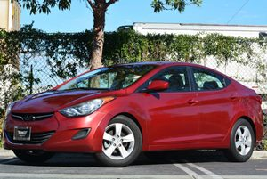 2013 Hyundai Elantra GLS Carfax Report Air Conditioning  AC Audio  Auxiliary Audio Input Aud