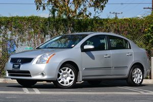 2012 Nissan Sentra 20 S Carfax 1-Owner - No Accidents  Damage Reported to CARFAX Air Conditioni