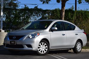 2014 Nissan Versa SV Carfax Report - No Accidents  Damage Reported to CARFAX 1 12V Dc Power Outl