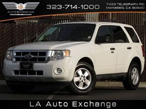 2012 Ford Escape XLT Carfax 1-Owner Air Conditioning  AC All-Position Head Restraints Audio