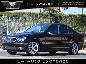 2006 MERCEDES C230 Sport Sedan Carfax Report - No Accidents  Damage Reported to CARFAX  Black