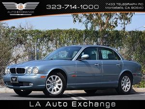 2004 Jaguar XJ XJ8 Carfax Report - No Accidents  Damage Reported to CARFAX  Pacific Blue