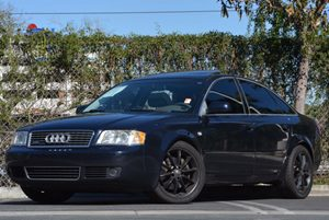 2004 Audi A6 27T S-Line Carfax Report - No Accidents  Damage Reported to CARFAX Air Conditionin