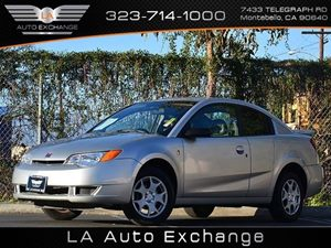 2003 Saturn Ion ION 2 Carfax Report - No Accidents  Damage Reported to CARFAX  Silver  All ad