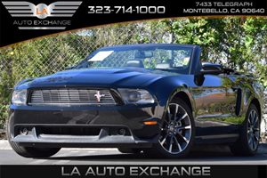 2011 Ford Mustang GT Carfax 1-Owner - No Accidents  Damage Reported to CARFAX Air Conditioning