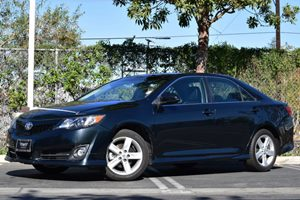 2013 Toyota Camry L Carfax 1-Owner - No Accidents  Damage Reported to CARFAX  Clearwater Blue
