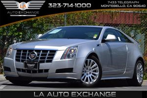 2012 Cadillac CTS Coupe  Carfax 1-Owner Air Conditioning  AC Air Conditioning  Climate Contro