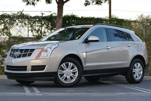 2012 Cadillac SRX Base Carfax 1-Owner - No Accidents  Damage Reported to CARFAX Air Conditioning