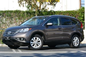 2012 Honda CR-V EX-L Carfax 1-Owner Air Conditioning  Climate Control Convenience  Back-Up Cam