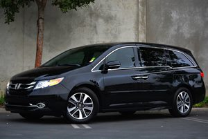 2014 Honda Odyssey Elite Carfax 1-Owner Air Conditioning  Climate Control Audio  Entertainment