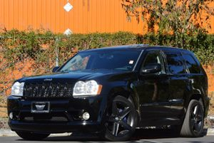 2007 Jeep Grand Cherokee SRT-8 Carfax Report 8 Cylinders Audio  Cd Player Audio  Mp3 Player