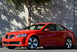 2009 Pontiac G8 GT Carfax 1-Owner - No Accidents  Damage Reported to CARFAX Air Conditioning  A