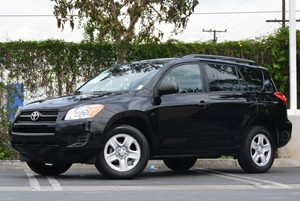 2012 Toyota RAV4  Carfax 1-Owner - No Accidents  Damage Reported to CARFAX  Black  All advert