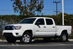 2012 Toyota Tacoma V6 SR5 Carfax 1-Owner Air Conditioning  AC Audio  Auxiliary Audio Input