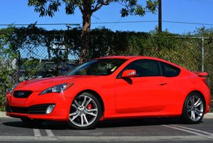 2012 Hyundai Genesis Coupe 38 R-Spec Carfax Report 6 Cylinders Air Conditioning  AC Audio