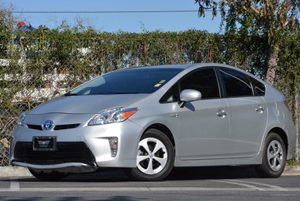 2015 Toyota Prius Three Carfax 1-Owner - No Accidents  Damage Reported to CARFAX Air Conditionin