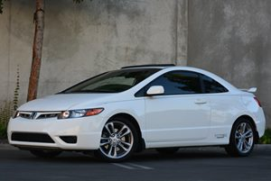 2008 Honda Civic Cpe Si Carfax Report - No Accidents  Damage Reported to CARFAX Convenience  Cr