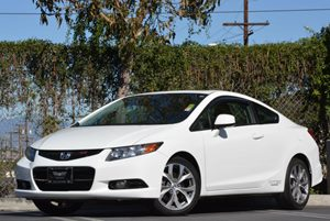 2012 Honda Civic Cpe Si Carfax 1-Owner Air Conditioning  AC Audio  AmFm Stereo Audio  Auxi