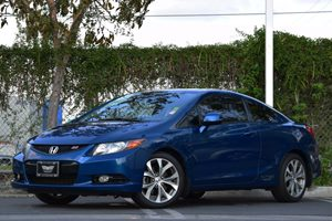 2012 Honda Civic Cpe Si Carfax 1-Owner Air Conditioning  AC Audio  AmFm Stereo Audio  Cd P