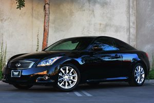 2012 Infiniti G37 Coupe Journey Carfax 1-Owner - No Accidents  Damage Reported to CARFAX Air Con