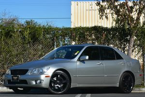 2003 Lexus IS 300  Carfax Report - No Accidents  Damage Reported to CARFAX Air Conditioning  A